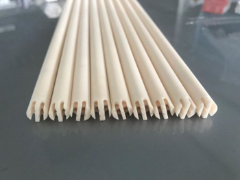 Slotting Customized Ceramic Insulator