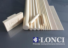 High Temperature Resistance Alumina Ceramic Rods