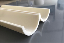 High Temperature C799 Alumina Ceramic Tube