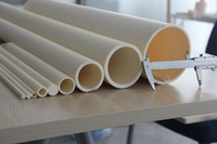 Alumina Ceramic Furnace Tube
