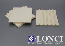 Acid Alkali Resistance Alumina Ceramic Insulation Substrate